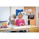 Förändringar i upptagningsområden när Sjölunda skola byggs