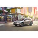 Uusi Subaru XV sai ennätyspisteet törmäystestissä