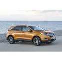 Ford esittelee Euroopan markkinoille suunnitellun Edge-mallinsa Frankfurtissa ja paljastaa yksityiskohtia kaupunkimaastureita ja AWD-nelivetoja koskevista suunnitelmistaan; lisää uusia kaupunkimaastureita tulossa Eurooppaan
