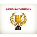 Palermo är Filipstads bästa pizzeria 2014, 13:e bästa i Sverige