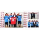 Huawei inleder globalt samarbete med Arsenal