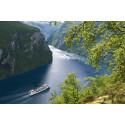 Dra på cruise direkte fra Oslo med MSC Cruises