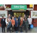 Miljöministeriet från Sydafrika på besök hos Ragn-Sells
