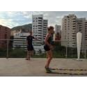 Tøff trekning for Anna Knutsen i World Games i Columbia i jujutsu