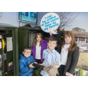 Coupar Angus pupils get a lesson with fibre broadband