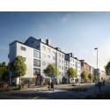 Klartecken för bygge vid Dragonvägen i Väsby