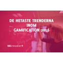 Gamificationtrender 2016 | DEL 2