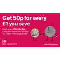 Don't miss out on new government-backed saving scheme Savers earn 50p for every £1 they save