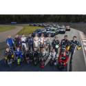 Stort intresse för nya STCC – 24 förare till start