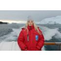 Frida Ronge blir ambassadör för hållbart fiske