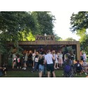 Zoégas bjuder på hållbart kaffe på hållbar festival