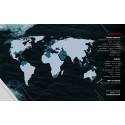 Low res image - Cox Powertrain - Global distribution network as at November 29, 2017
