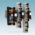 Fuse terminal blocks for various areas of application