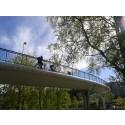 Cykelstaden Umeå fortsätter att utvecklas