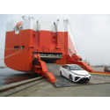 Första svenska Toyota Mirai har kommit