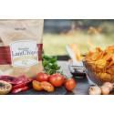 Svenska LantChips lanserar ny smak med känsla av grillat