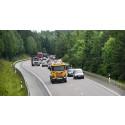 Ny metod vid hinder på väg ökar säkerheten för trafikanter
