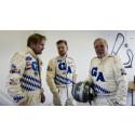 Lundström Motorsport tillbaka i V8 Thunder Cars – dubble Camaro Cup-mästaren bakom ratten