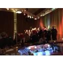 Budvinst i Musikhjälpen blir välgörenhetskonsert med Kentkören 6 mars