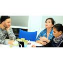 Språkcafé för snabbare språkinlärning