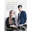 Inbjudan att möta Kungl. Musikhögskolans studenter och lärare på ämneslärarprogrammet i musik