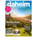 """Deutschlands schönste Seiten entdecken – Zeitschrift """"daheim"""" noch attraktiver"""