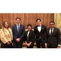 HdWM goes East: Prof. Dolores Sanchez Bengoa und sechs Studierende bei erfolgreichem Internationalen Bildungs-Projekt in Jekaterinburg