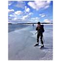Vårisarna är förföriska men också förrädiska på Ingaröfjärden under senvåren