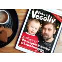 Sveriges första magasin för vegofamiljer!