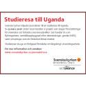 Studieresa till Uganda för journalister