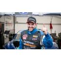 Emil Persson segrade i Finland – tog jättekliv mot V8TC-titeln