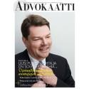 Tuore Advokaatti-lehti 4/2013: Säästetäänkö oikeuslaitos hengiltä?
