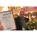 Vinnare av Årets Finfoleverantör