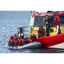Orolig tid på Egeiska Havet - team 17 och 18 nyss hemkomna