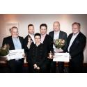 Antaros Medical och Icomera vinner Göteborgs Companipris