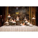 Tårtställningen från prins Carl Philip och prinsessan Sofias bröllop auktioneras ut