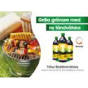 Ny grönare tändvätska från Kemetyl: T-Gul Biotändvätska