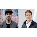 Mike Shinoda från Linkin Park och Ola Källenius från Daimler till me Convention i Stockholm