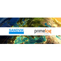 Sandvik continues to roll out primelog globally - for control and efficient logistics processes on a global level