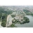 COWI får förtroendet i utvecklingen av campus Albano