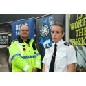 Hampshire's Chief Constable attends hard hitting Safe Drive Stay Alive event