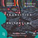 Transition / Omvandling: 22 konstnärer från Akademin Valand ställer ut på Göteborgs Konsthall 2-24 maj