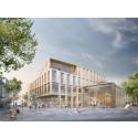 FOJAB arkitekter vinnare i tävlingen om nytt kunskaps- & kulturcentrum i Falkenberg