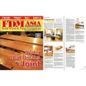 Evorich Flooring Featured on FDM Asia Magazine