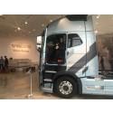 Smartsign växer. En av kunderna som storsatsar på digitala skärmar på sina kontor och fabriker är Volvo lastvagnar.