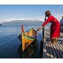 Samler seg om nordlandsbåten