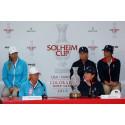Eurosport säkrar rättigheterna till Solheim Cup