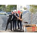 Byggstart för flera nya Stockholmshus - Familjebostäder först ut med 92 hyresrätter i Farsta strand