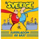 Reinfeldt och Lövfen får huvudroller i nytt satiriskt seriealbum