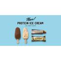 Barebells lanserar årets glassigaste nyhet – Nya proteinglassar utan tillsatt socker
